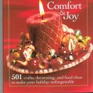 Better Homes And Gardens Christmas Comfort & Joy Cookbook Plus 069621539X