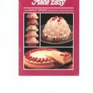 Delicious Desserts Made Easy Cookbook by Borden