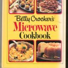 Betty Crockers Microwave Cookbook 0394517644
