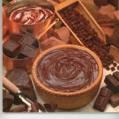 Chocolate Cookery Cookbook by Mable Hoffman 0895860163 Vintage Item