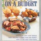 Better Homes & Gardens Good Food On A Budget Cookbook Vintage Item 696005409
