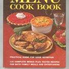 Better Homes & Gardens Menu Cook Book Cookbook Vintage Item 696005506