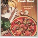 Sunset Food Processor Cook Book  Cookbook 0376024011 Vintage Item