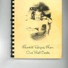 DATAHR Favorite Recipes from Our Best Cooks Cookbook Regional Connecticut Vintage Item