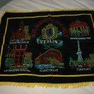 Souvenir Pillow Top Berlin Grusst Die Welt Vintage Very Nice Item