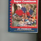 The Fat Free Living Super Cookbook by Jyl Steinback 0446673137