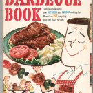 Better Homes & Gardens Barbecue Book Cookbook Vintage Item First Edition