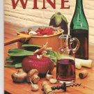Cooking With Wine Cookbook by Sunset Vintage 376029315
