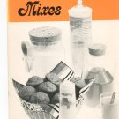 Make Your Own Convenience Mixes Cookbook by A Countryside Handibook Vintage