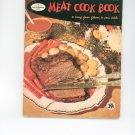 Vintage Good Housekeepings Meat Cook Book 9 Cookbook