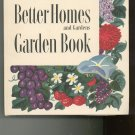 Better Homes and Gardens Garden Book First Edition Vintage Item