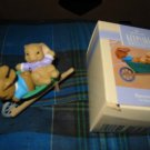 Hallmark Keepsake Ornament Barrow Of Giggles Complete With Box Easter Collection