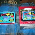 Hallmark Keepsake Ornament Superman Lunch Box Commemorative Edition Complete With Box