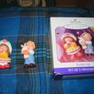 Hallmark Keepsake Ornament Bashful Gift Set Of 2  Complete With Box