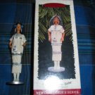 Hallmark Keepsake Ornament Native American Barbie Complete With Box