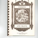 Cooking And Crafts Cookbook Regional Church New York