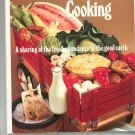 American Cooking Cookbook Round The World Cooking Library Vintage