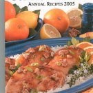 Taste Of Home Contest Winning Annual Recipes 2005  Cookbook 0898214440