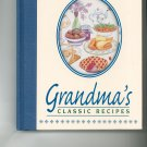 Grandmas Classic Recipes Cookbook 0785342192