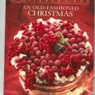 Bon Appetit Magazine December 1998 An Old Fashioned Christmas