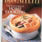 Bon Appetit Magazine February 2001 The Pleasures Of Home Cooking