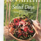 Bon Appetit Magazine August 1996 Salad Days