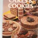 Cakes & Cookies Cookbook 086908061x Vintage