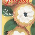Gourmet Magazine April 2001 It's Spring The Magazine Of Good Living