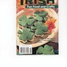 Irish Fun Food And Crafts Cookbook by Best Recipes