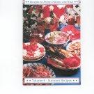 Summertime Cooking Volume 6 Summer Recipes Cookbook Veterans of Foreign Wars