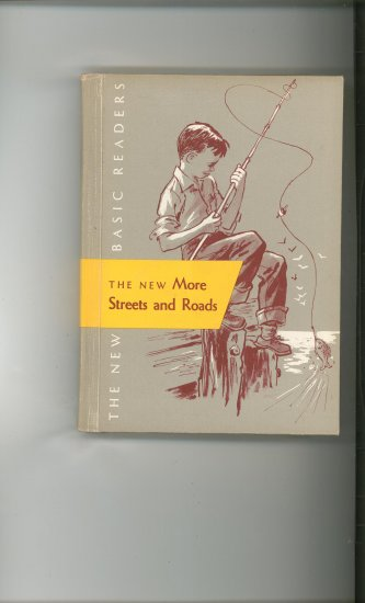 The New Basic Readers The New More Streets And Roads 3.2 Vintage