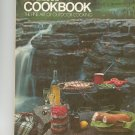 Barbecue Cookbook by Gourmet International Special Edition for Lark Cigarettes Vintage