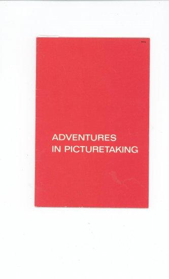 Kodak Adventures In Picturetaking E 82 Vintage