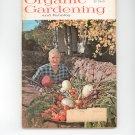 Organic Gardening And Farming Magazine November 1967 Vintage