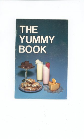 The Yummy Book Cookbook by Marshmallow Fluff