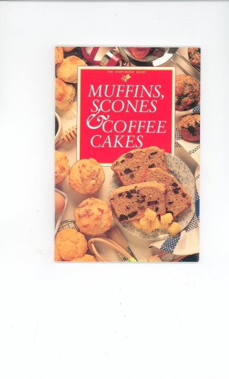 Muffins Scones & Coffee Cakes Cookbook 1551101270