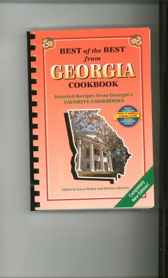 Best Of The Best From Georgia Cookbook 1893062813