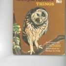 Birds Do The Strangest Things by Leonora & Arthur Hornblow Childrens Book Vintage