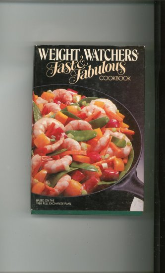 Weight Watchers Fast & Fabulous Cookbook