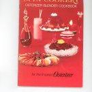 Osterizer Spin Cookery Blender Cook Book Cookbook Vintage Item