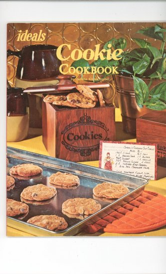 Ideals Cookie Cookbook by Darlene Kronsscnabel 0895426390