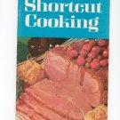 Shortcut Cooking Cookbook Vintage