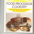 Food Processor Cookery Cookbook 0916752305