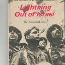 Lightning Out Of Israel by The Associated Press Vintage