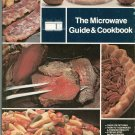The Microwave Guide  & Cookbook Plus Hotpoint RVM54 Owners Manual