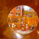The Great Parade Ringling Brothers Barnum Bailey Circus Collector Plate With Certificate