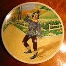 If I Only Had A Brain  From The Wizard Of Oz Collector Plate Collection With Certificate