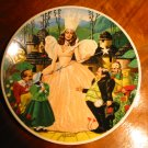 Follow The Yellow Brick Road  From The Wizard Of Oz Collector Plate Collection With Certificate