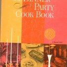 The Dinner Party Cook Book Cookbook A Sunset Book Vintage First Edition