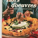 Sunset Hors d'ouevres Cookbook 0376024410